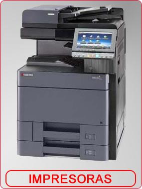 Distribuidor Impresoras Kyocera