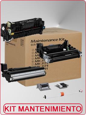 Distribuidor Kits de Mantenimiento Kyocera